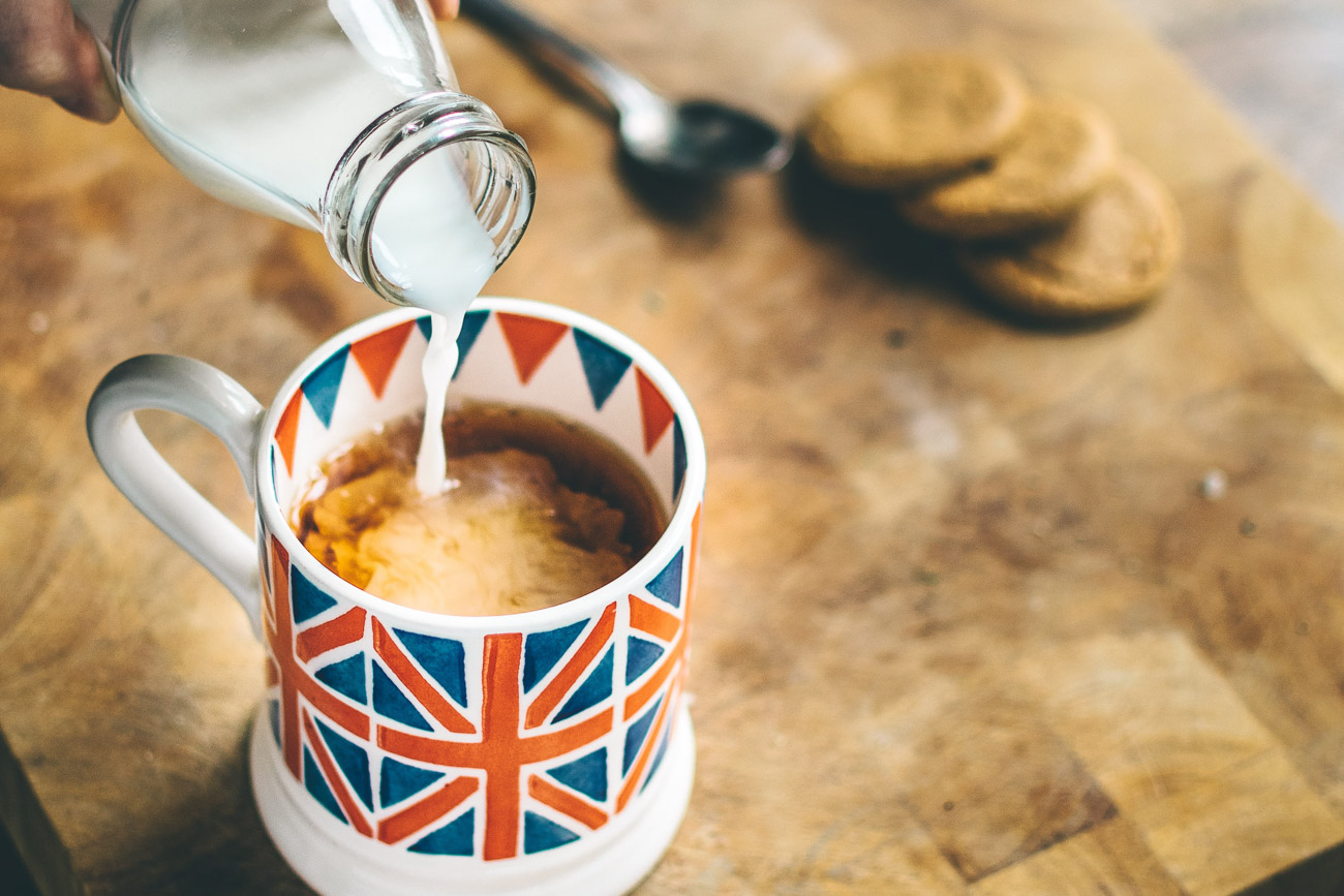 Wolę British English od American English, z bardzo konkretnych powodów
