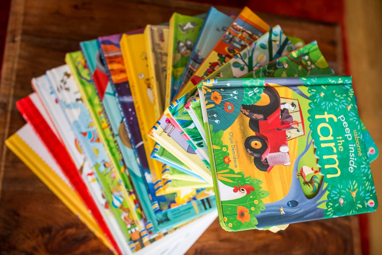 Od niemowlaka do dzieciaka. Książki, które uczą świata. Sensoryczna książeczka do wygrania!