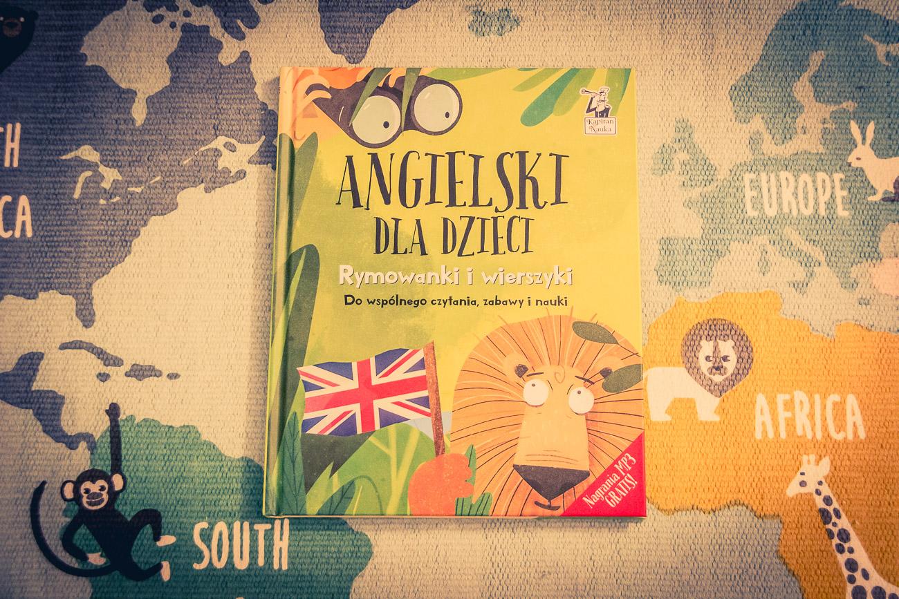 Angielski Dla Dzieci Rymowanki I Wierszyki Nowość Od