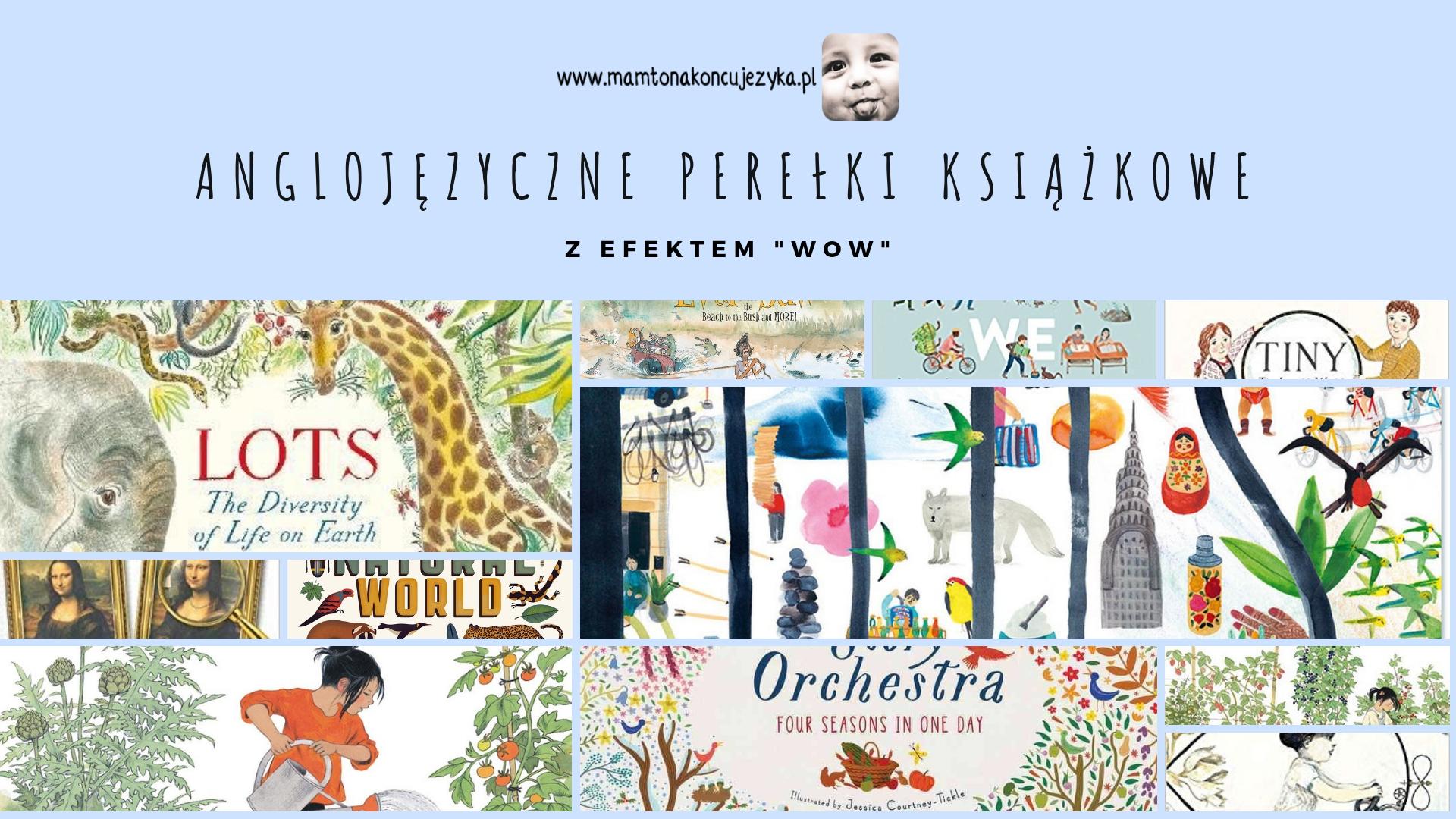 [Video] Książkowe naj-naje, czyli mój zbiór najlepszych książek po angielsku