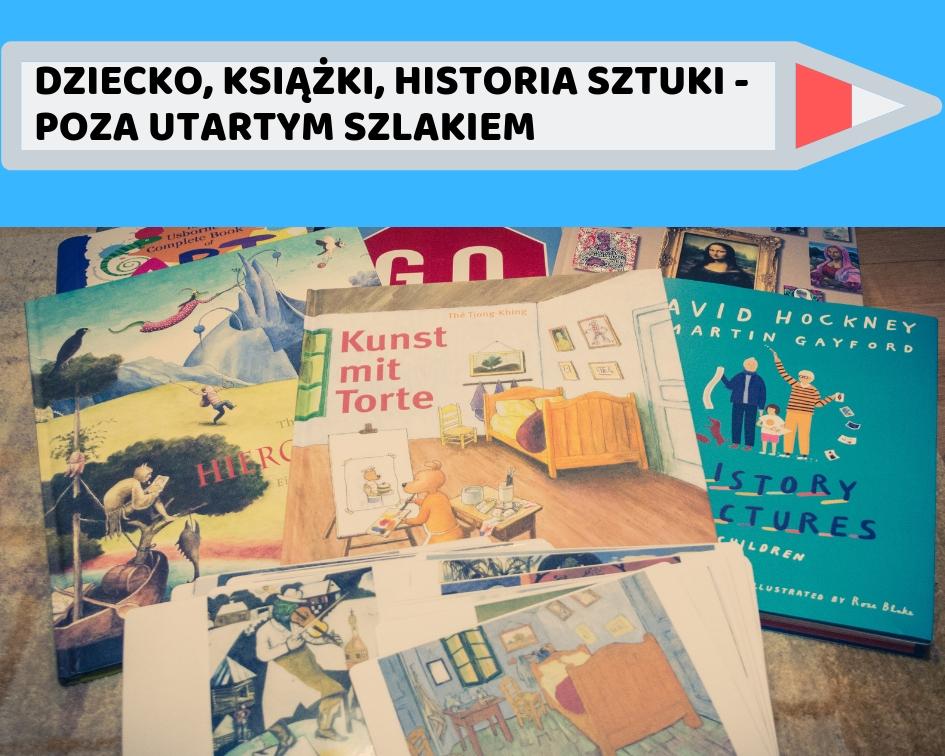 [FILM i wpis] O bardzo niecodziennych książkach o sztuce i o tym jak jej nieszablonowo uczyć...