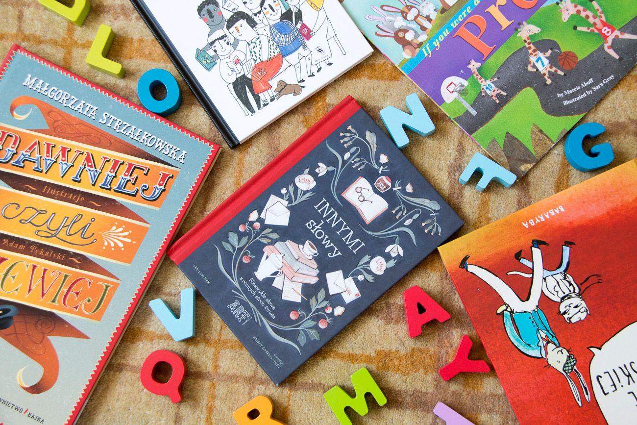 Książki dla małych poliglotów. Jak zainteresować dziecko językami?
