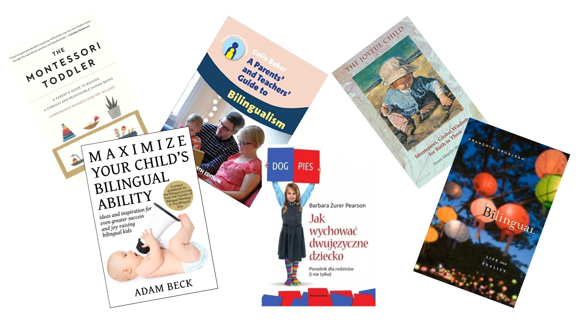 Książki o dwujęzyczności - co warto przeczytać?