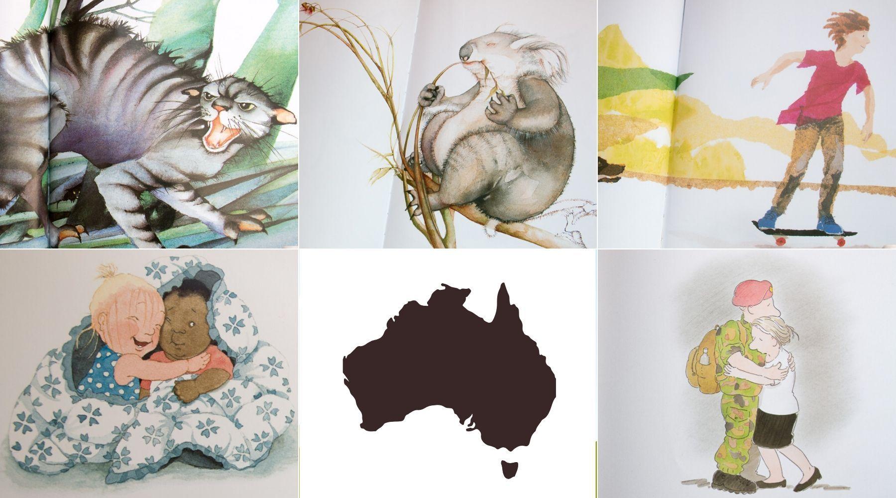Australijska literatura dziecięca - dlaczego książki z Australii są zupełnie inne? Kim jest Mem Fox?
