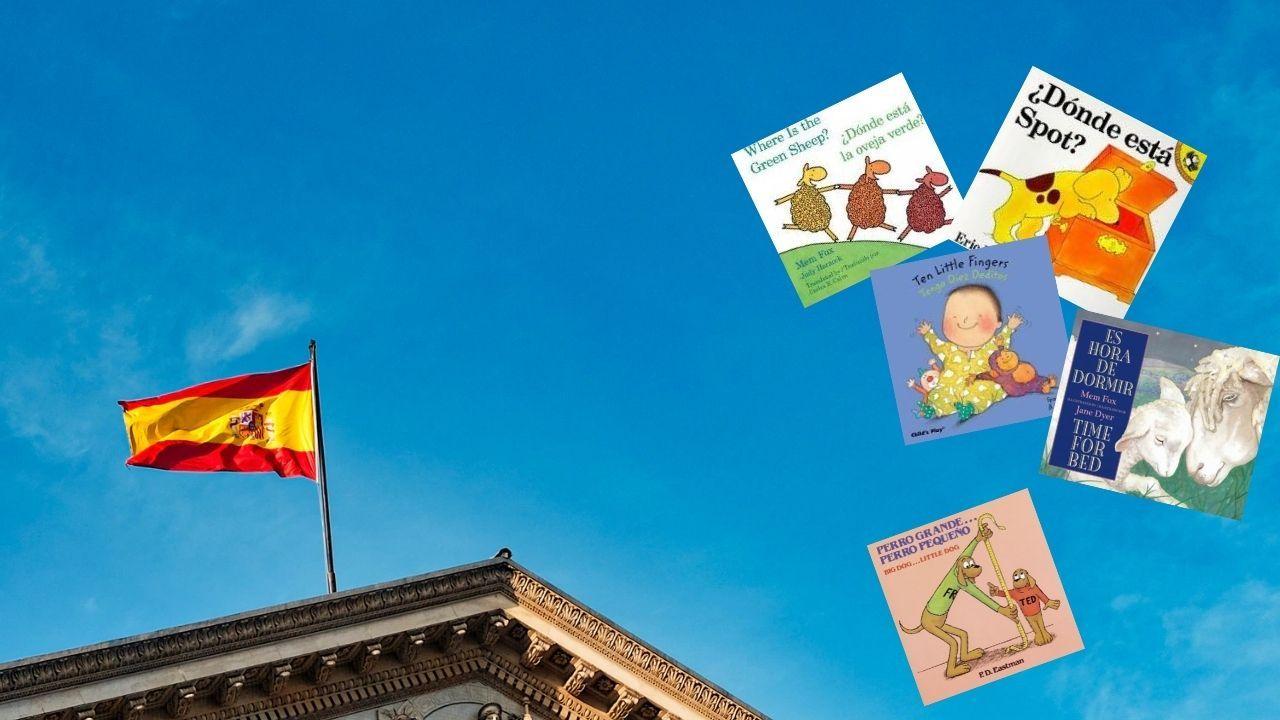 Domowa nauka hiszpańskiego - jak to robię i jak sprawdziłam czy dzieci są gotowe na kolejny język? jak tanio zdobywam książki?