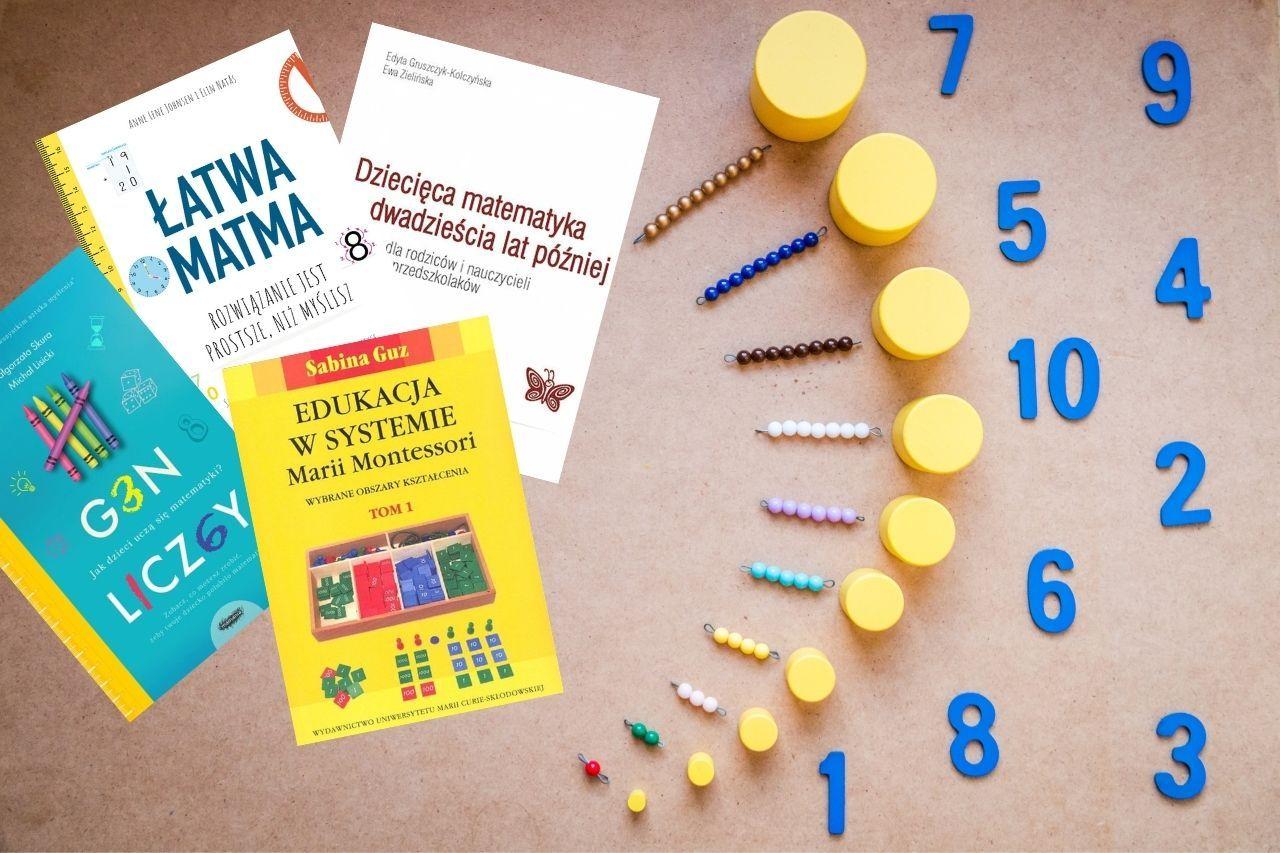 Edukacja matematyczna - w zgodzie z dwujęzycznością i metodą Montessori
