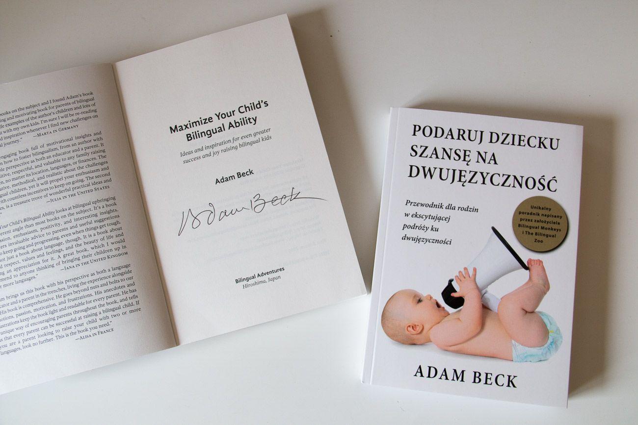 Podaruj dziecku szansę na dwujęzyczność - recenzja kultowej książki dla rodziców