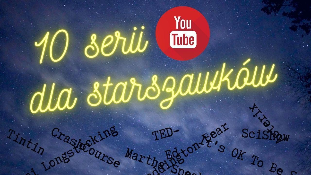 Top 10 angielskich seriali na YouTube dla dzieci 6+