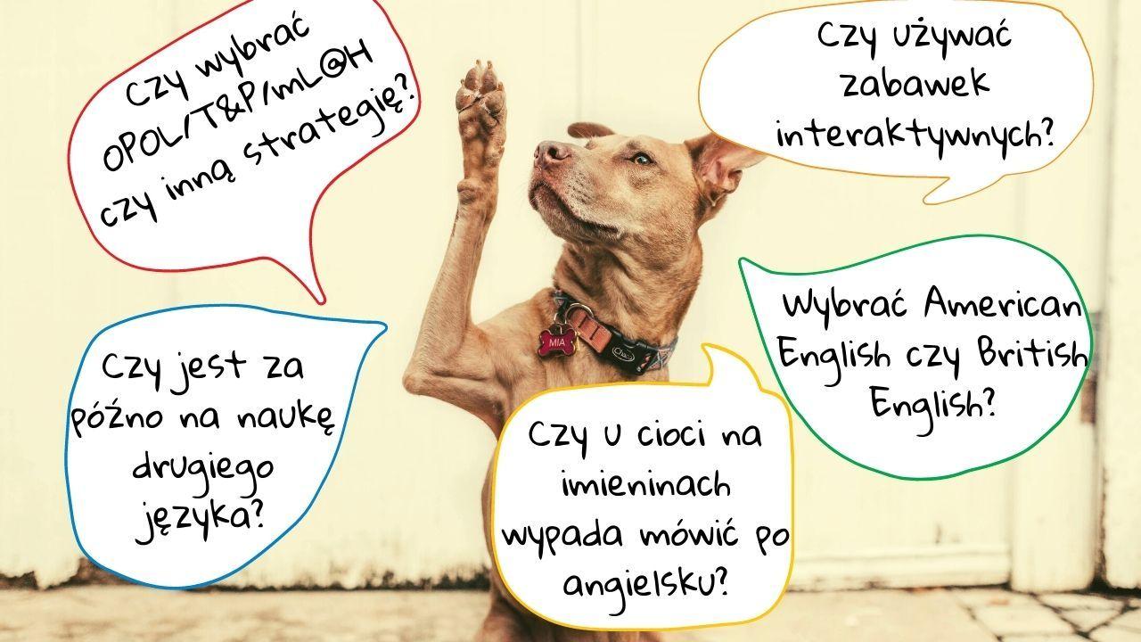 Dwujęzyczność? - wyluzuj, to nie tak trudne jak myślisz
